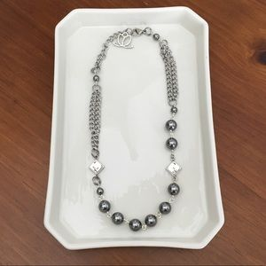 Jewelry - Gray Pearl Necklace